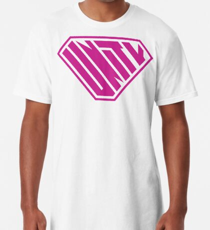 Unity SuperEmpowered (Pink) Long T-Shirt