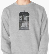 Love is a Promise Pullover
