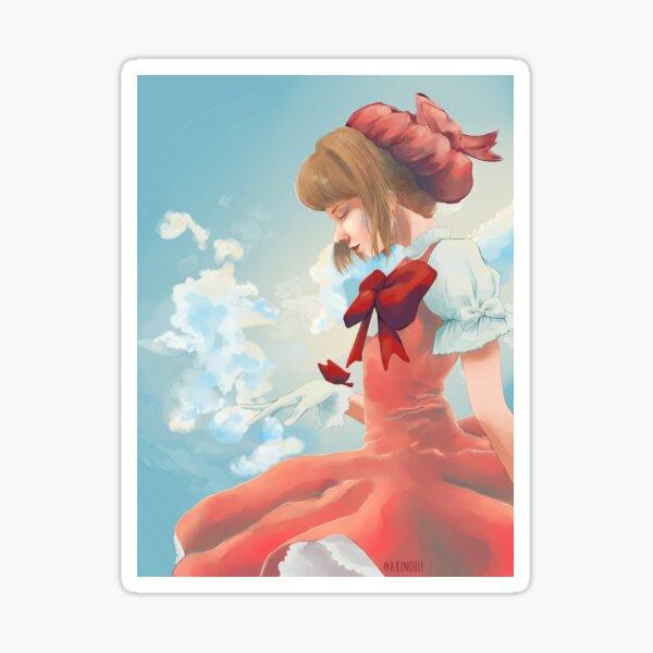 Sakura Card Captor Pegatina