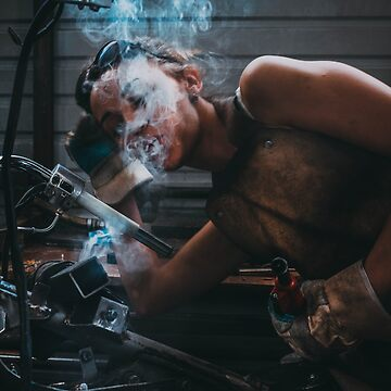 SMOKING by ShyneR