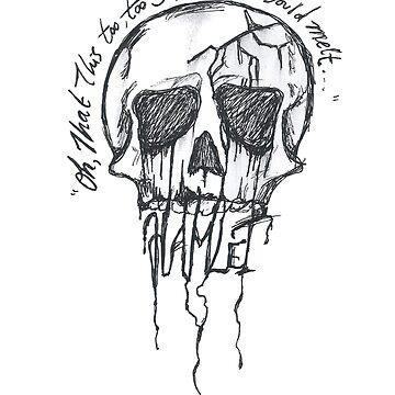 Hamlet  by toriAlin
