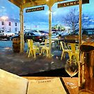 Dinner with a view by Stuart Row