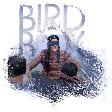 BIRDBOX bird box movie netflix by metaminas
