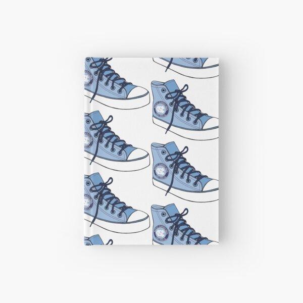UNC Sneaker Hardcover Journal