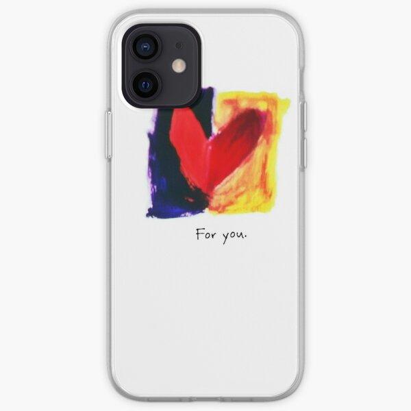 San Valentín encantada Funda blanda para iPhone