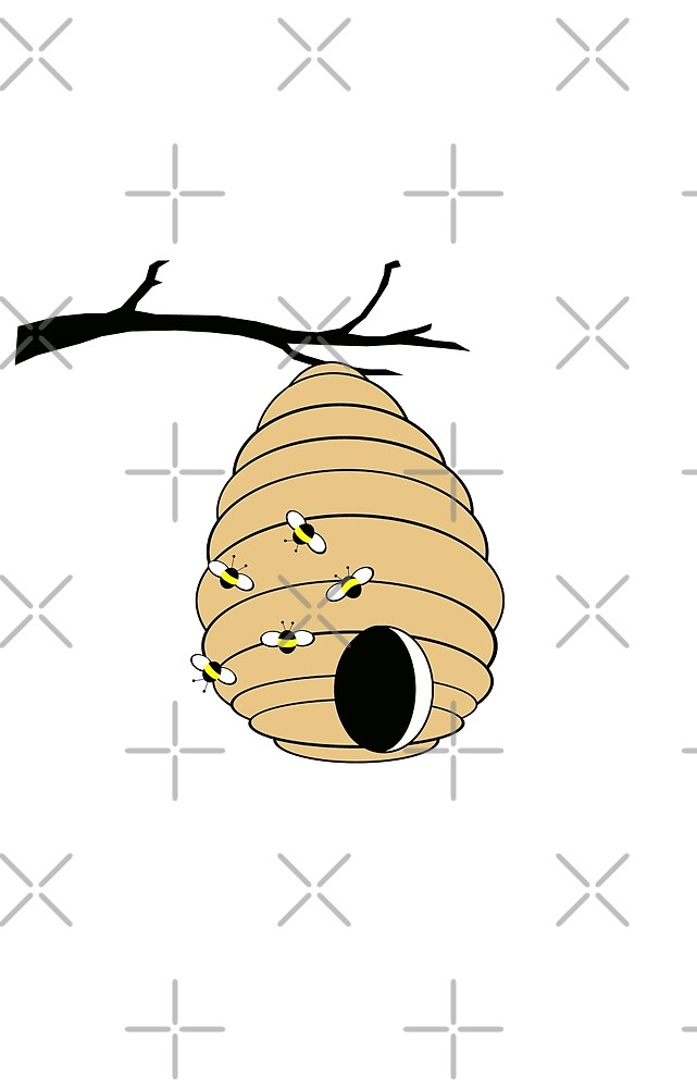 Bee My Honey in Color by Colleen Cornelius