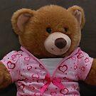 Valentine Bear by Vonnie Murfin