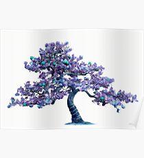 Bonsai Tree Poster