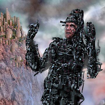 Machine Man by MBJonly