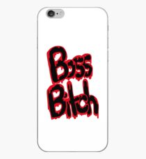 I'm A Boss Ass Bitch iPhone Case