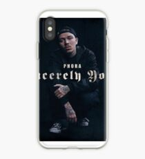 Phora- Sincerely Yours iPhone Case