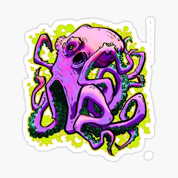 octagpus Sticker