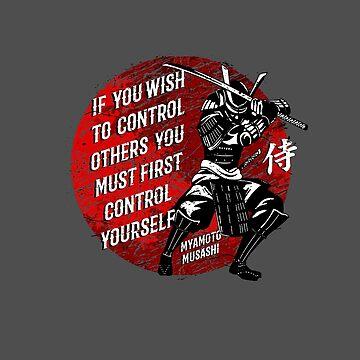 Miyamoto Musashi Samurai, Iaido, Kendo, Aikido, Kenjutsu by MDAM