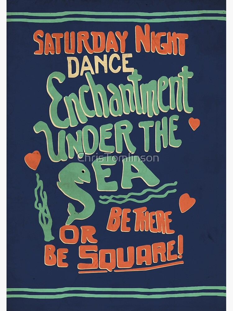 """Enchantment Under the Sea Dance"" by ChrisTomlinson"