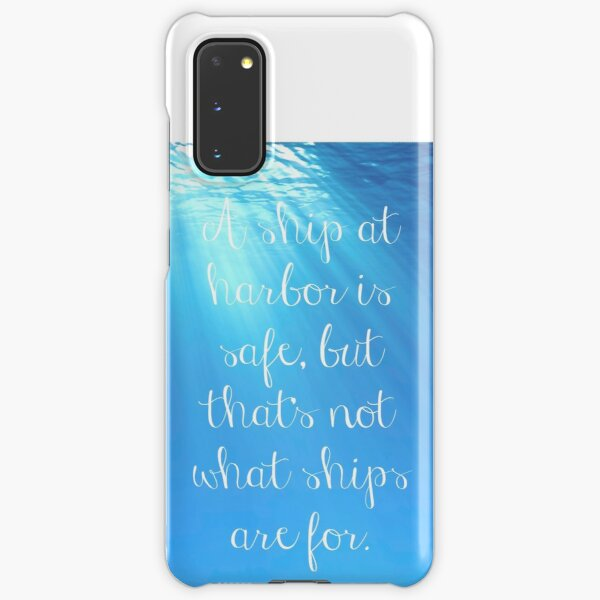 that's not what ships are for Samsung Galaxy Snap Case