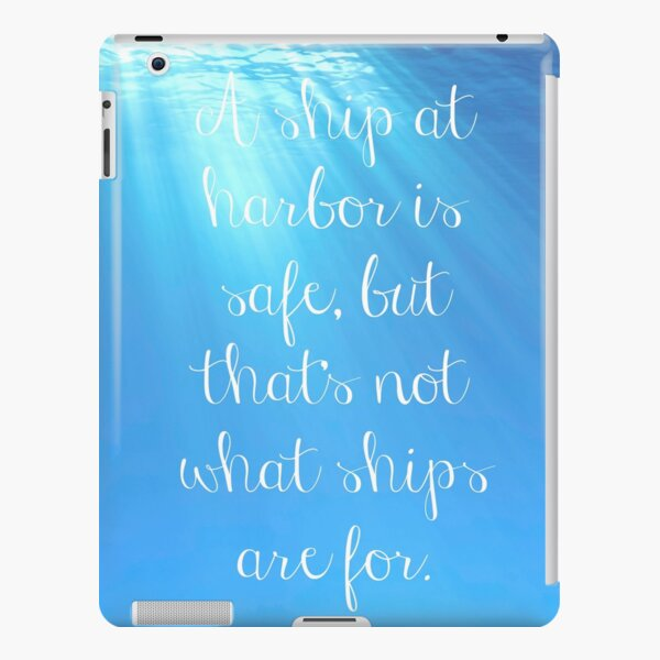 that's not what ships are for iPad Snap Case