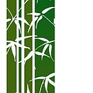 Lucky Bamboo by Amanda-Jane Snelling