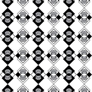Cat pattern by Melcu