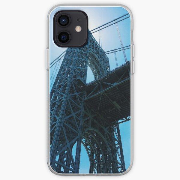 George Washington Bridge iPhone Soft Case