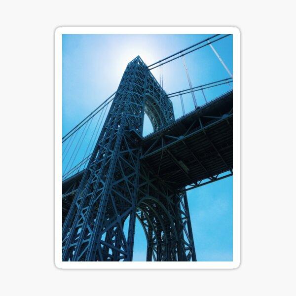 George Washington Bridge Sticker