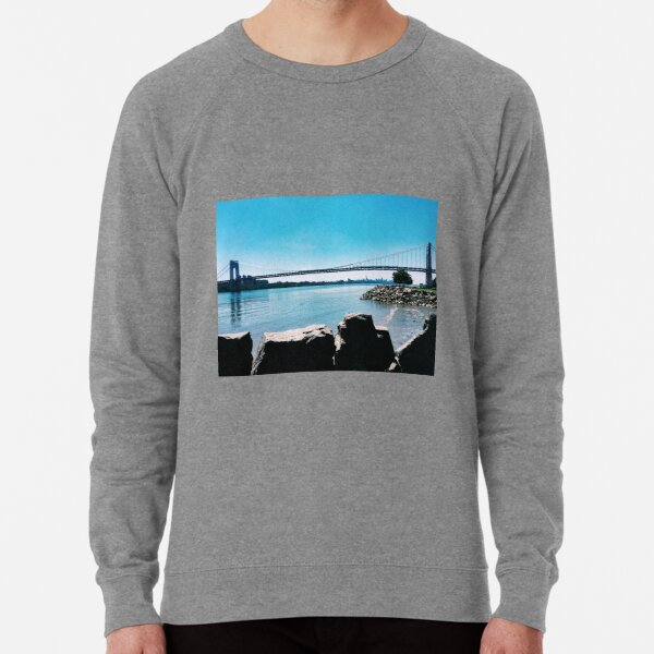 George Washington Bridge Lightweight Sweatshirt
