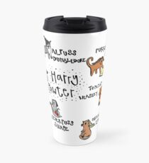 Harry Pawter Travel Mug