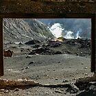 View Of The Crater by hanspeder
