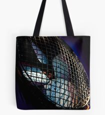 Spun Metal Tote Bag