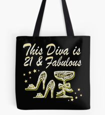 FABULOUS 21 YR OLD Tote Bag
