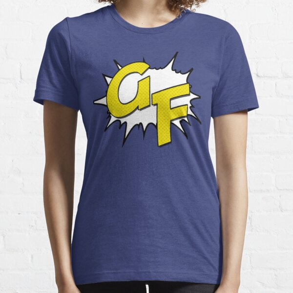 GF Logo - without the backing Essential T-Shirt