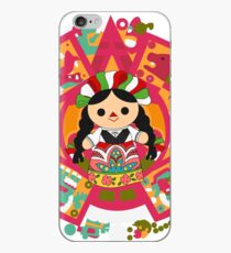 Maria 1 (Mexican Doll) iPhone Case