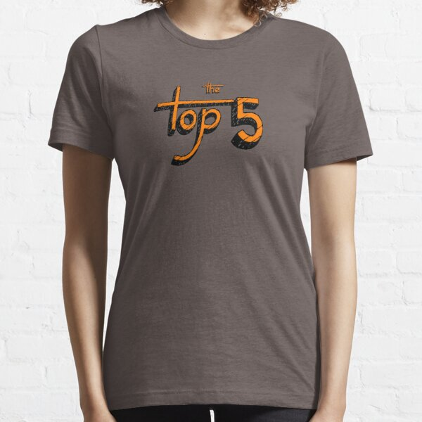 The Top Five Network Essential T-Shirt