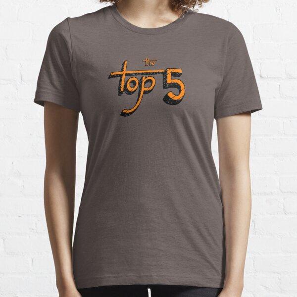 Retro Show - Top 5 Essential T-Shirt