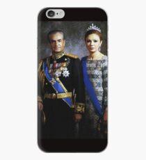 Shah und Shahbanoo aus dem Iran iPhone-Hülle & Cover