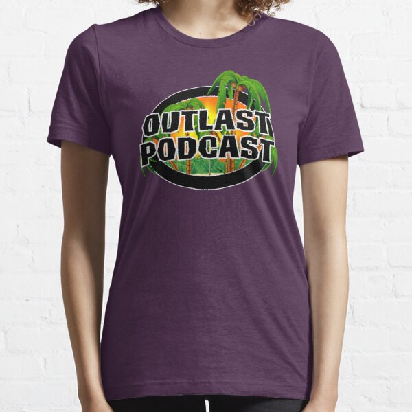 Spin Off Collection! Outlast Podcast Essential T-Shirt