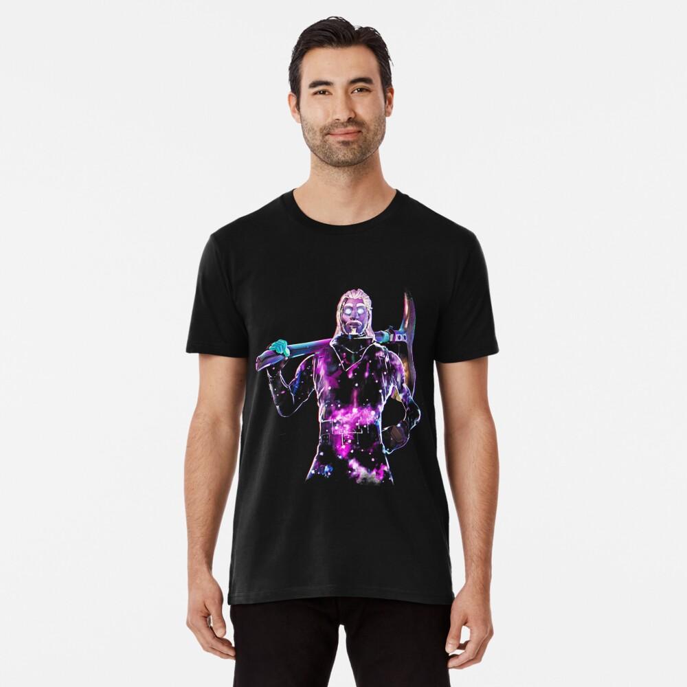 Galaxy diseño predeterminado Camiseta premium