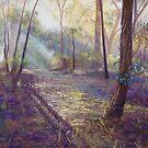 'Dappled Light'  by Lynda Robinson