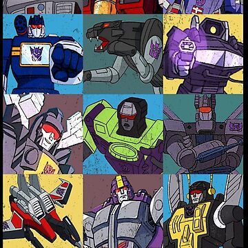 More Than Meets The Eye (Decepticons) by SoCalKid