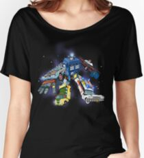 Defender of the Nerdverse Women's Relaxed Fit T-Shirt