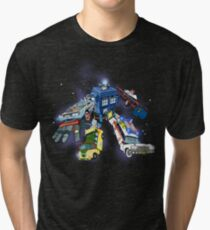Defender of the Nerdverse Tri-blend T-Shirt