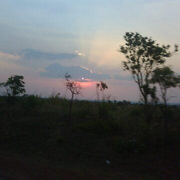 Sunset by EARNESTDESIGNS