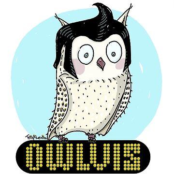 Owlvis [Elvis Parody] by TsipiLevin