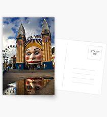Luna Park Postcards