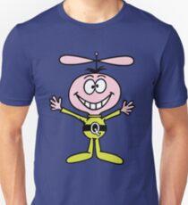 Camiseta ajustada Quisp