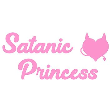 Satanic Princess by pinkbloodshop