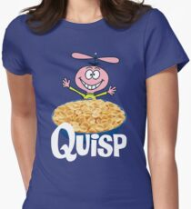 Quisp Womens Fitted T-Shirt
