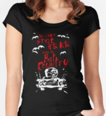Fear And Loathing In Las Vegas Women's Fitted Scoop T-Shirt