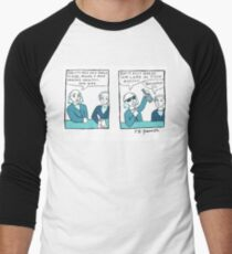 Benjamin No Men's Baseball ¾ T-Shirt