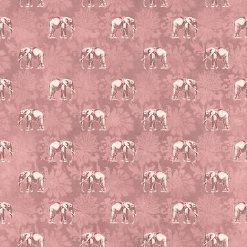 Pink Circus Elephant by 4Craig