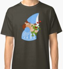 kissing the enchanted frog Classic T-Shirt